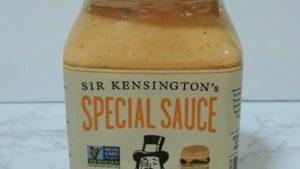 Sir Kensington'sのスペシャルソース・オリジナルが安く買えてラッキー。